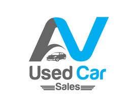 aftabuddin0305 tarafından Design a  Logo Mockup for AV Used Car Sales için no 69