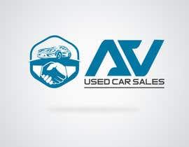designblast001 tarafından Design a  Logo Mockup for AV Used Car Sales için no 82