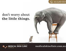 #8 untuk Design an Advertisement for a skin cancer and cosmetic clinic oleh raqasa