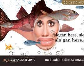 #15 untuk Design an Advertisement for a skin cancer and cosmetic clinic oleh raqasa