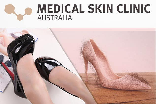 Penyertaan Peraduan #2 untuk Design an Advertisement for a skin cancer and cosmetic clinic