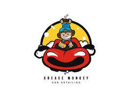 jiadelossantos tarafından Design a Logo for Grease Monkey Car Detailing için no 8