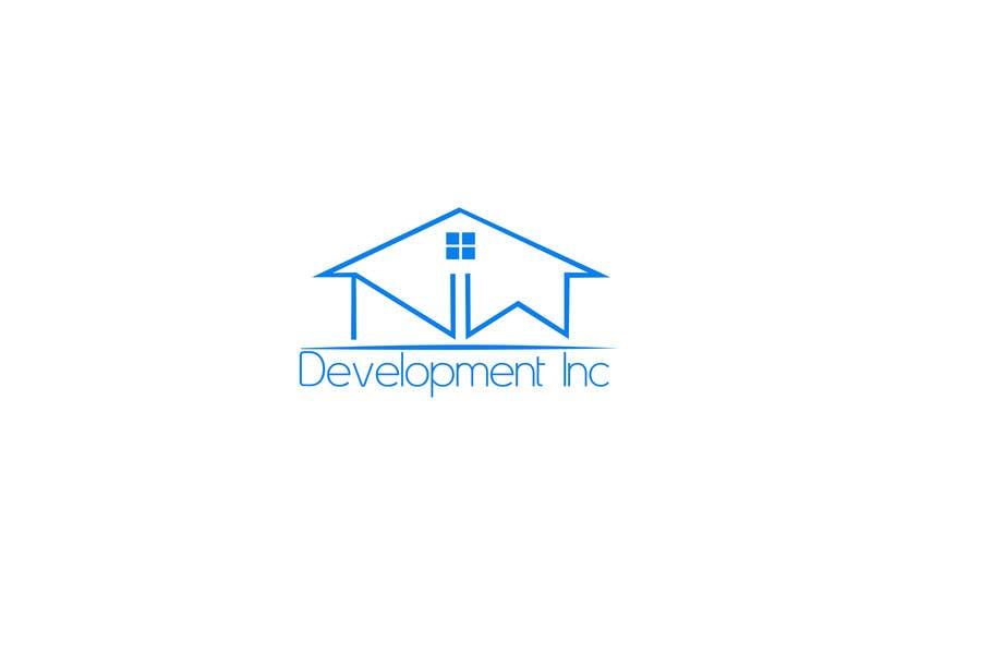 Inscrição nº 11 do Concurso para Logo for New Real Estate Development Company - Company name is NW Development Inc