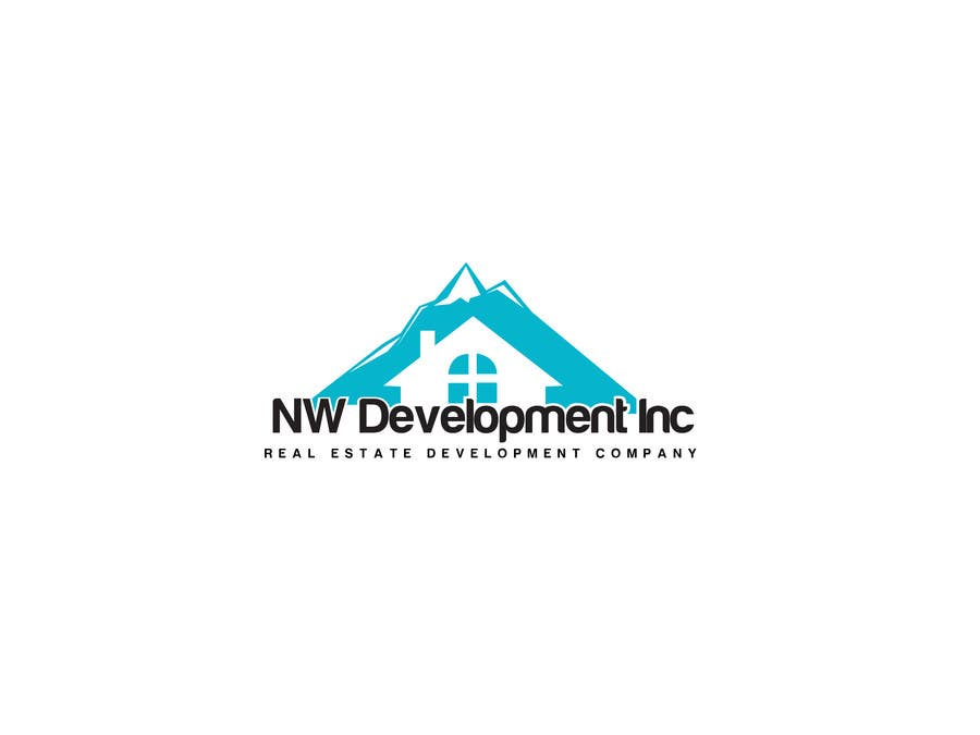 Real Estate Development Companies : Entry by alexandracol for logo new real estate
