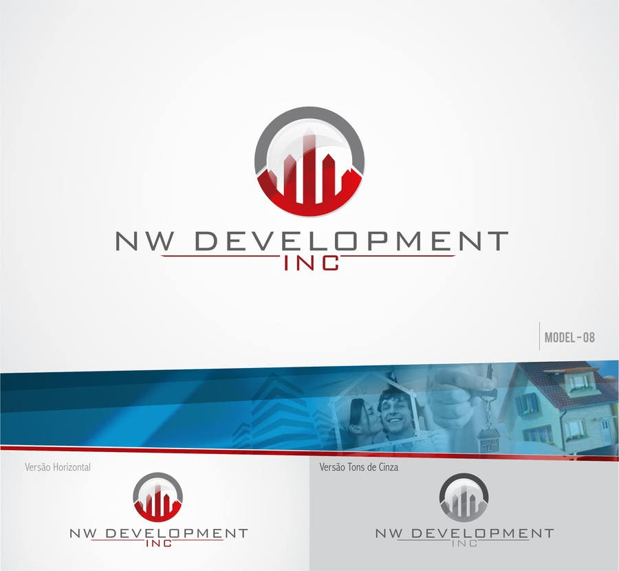 Inscrição nº 60 do Concurso para Logo for New Real Estate Development Company - Company name is NW Development Inc