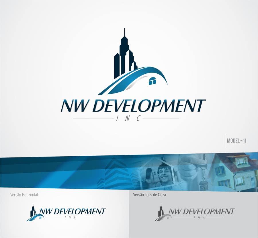 Inscrição nº 62 do Concurso para Logo for New Real Estate Development Company - Company name is NW Development Inc