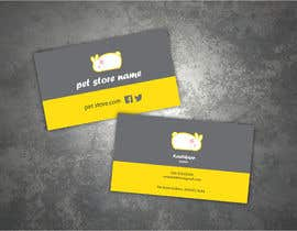 #4 untuk Design some Business Cards for pet management company oleh lovessfb4ever