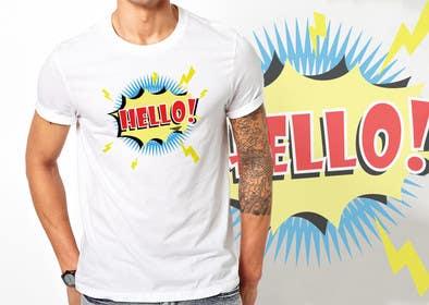 #4 untuk Design a T-Shirt for Youth oleh ezaz09