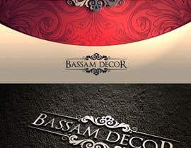 #21 untuk Design a Logo for Decor Co. called Bassam Decor oleh EdesignMK