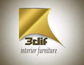 #12 untuk Design a Logo for 3D Interior Design & Custom Furniture company oleh khalidhosny2013