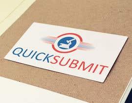 #61 untuk Design a Logo for QuickSubmit -- 2 oleh RMA95