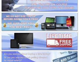 #2 untuk Design a Banner for a small electronics online shop oleh s04530612