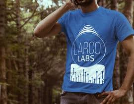 #46 untuk Design a T-Shirt for Larco Labs oleh elkholy9