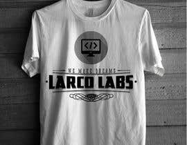 #10 untuk Design a T-Shirt for Larco Labs oleh biejonathan
