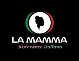 hatimou tarafından Concevez un logo pour un restaurant LA MAMMA için no 39