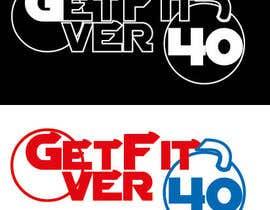 flowkai tarafından Design a Logo for GetFitOver40.com için no 15