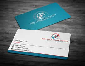 #53 untuk Design some Business Cards for High Tech Relief Center oleh anikush