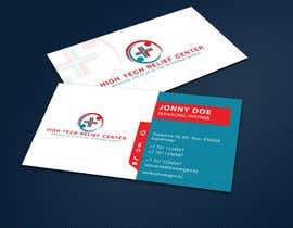 #52 untuk Design some Business Cards for High Tech Relief Center oleh ALLHAJJ17