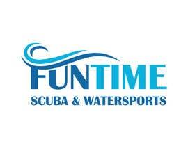 #73 untuk Design a Logo for Funtime Scuba & Watersports oleh raikulung
