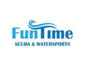 #77 untuk Design a Logo for Funtime Scuba & Watersports oleh raikulung