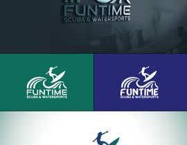 #75 untuk Design a Logo for Funtime Scuba & Watersports oleh nizagen