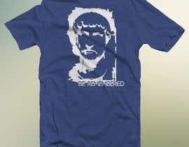renatinhoreal tarafından Luxury High Quality T Shirt Design - Statue Head için no 8