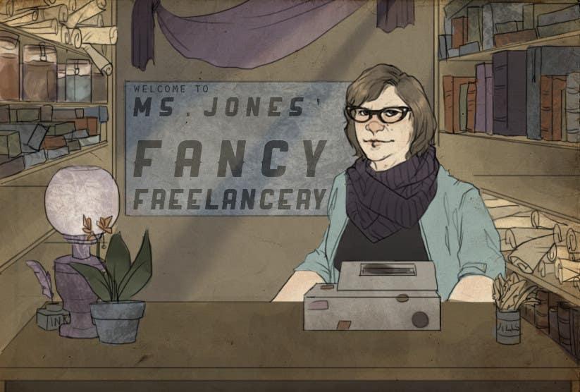 #20 for Design a Header / Banner for Freelance Writer Website by cescanottidge