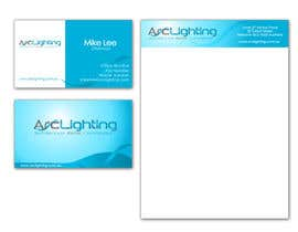 #12 for Design some Business Cards @ Letter Heads for Arclighting af jengcapilos