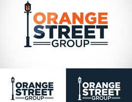 #113 para Design a Logo for Orange Street Group por aqsakhan92