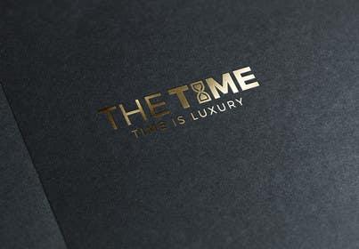 pvcomp tarafından Design a Logo for THE TIME | TIME IS LUXURY - Luxury clothing brand için no 200