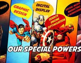 #17 untuk I need some Graphic Design for  Social Platforms oleh gfxalex12