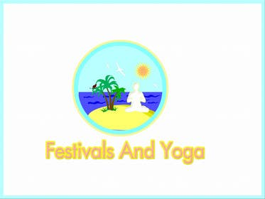 elfiword tarafından Design a Logo for festival and yoga related tourism website için no 18