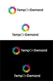 #131 untuk Design a Logo for Temporary Staffing app oleh Graphicsuite