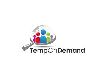 #156 untuk Design a Logo for Temporary Staffing app oleh Graphicsuite