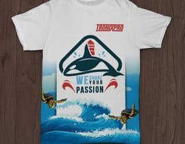 kmsinfotech tarafından Design a T-Shirt for my brand için no 31
