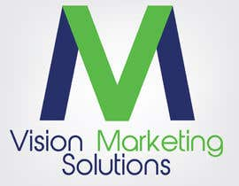 #22 untuk Design a Logo for Vision Marketing Solutions oleh brissiaboyd