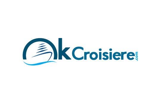 Contest Entry #                                        202                                      for                                         Logo Design for OkCroisiere.com