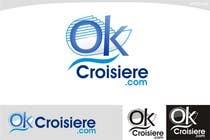Graphic Design Contest Entry #253 for Logo Design for OkCroisiere.com