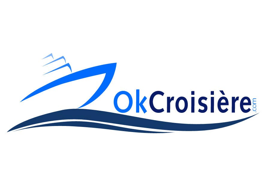 Contest Entry #                                        240                                      for                                         Logo Design for OkCroisiere.com