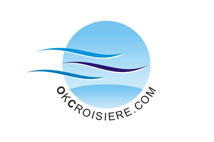 Contest Entry #                                        30                                      for                                         Logo Design for OkCroisiere.com