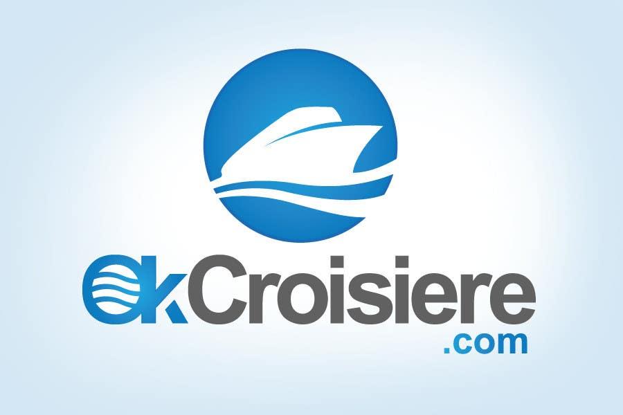 Contest Entry #                                        197                                      for                                         Logo Design for OkCroisiere.com