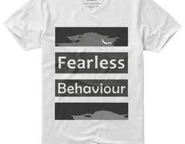 #33 for Design a T-Shirt for Fearlessones by ayounos