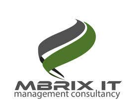 #146 para Design a logo for Mbrix IT management consultancy por rogeriolmarcos