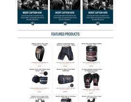 #2 untuk Modify a Template Homepage Design oleh lysbuenavista09