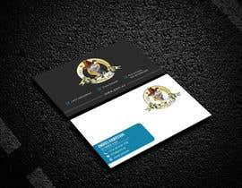 #21 untuk Design Business Card for Poni.ee oleh shohaghhossen