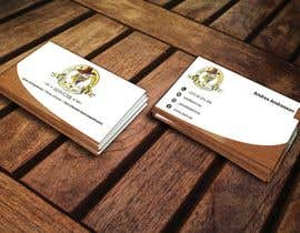 #40 untuk Design Business Card for Poni.ee oleh arenadfx