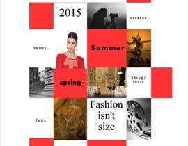 #2 untuk Spring/Summer 2016 lookbook oleh dina868