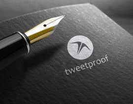 #23 untuk Design a Logo for Tweetproof oleh nipen31d