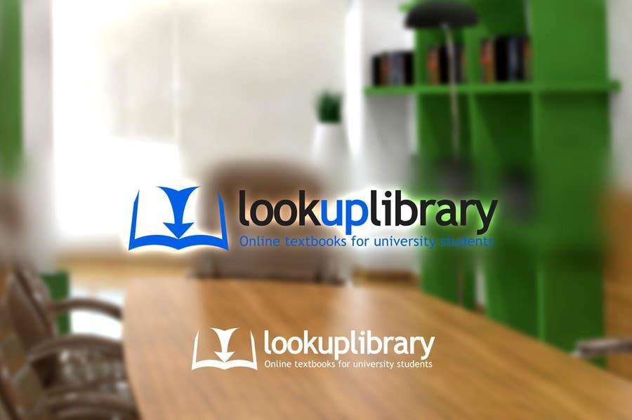 #197 for Logo Design for Online textbooks for university students by bjandres
