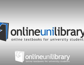 #159 untuk Logo Design for Online textbooks for university students oleh bjandres
